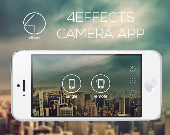 4Effects Camera App